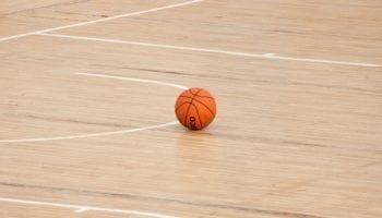 Basketball court white 27.11