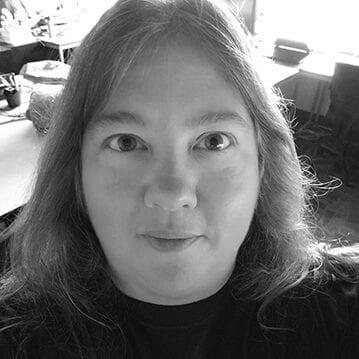 Headshot of Janet Weddle, Technical QA Manager at Keywords Studios