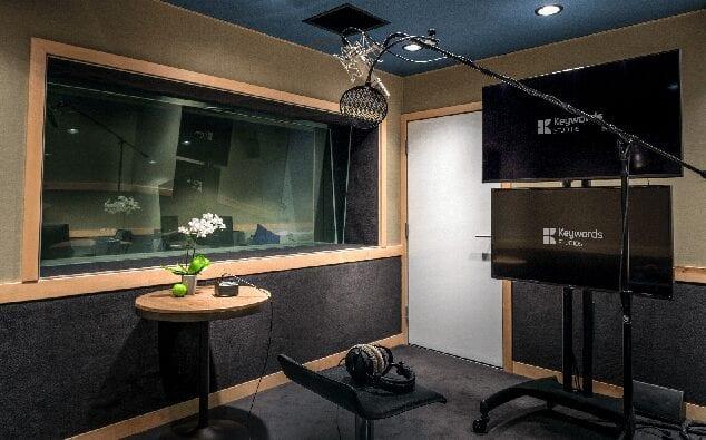 Keywotrds Studios in Los Angles Recording Studio
