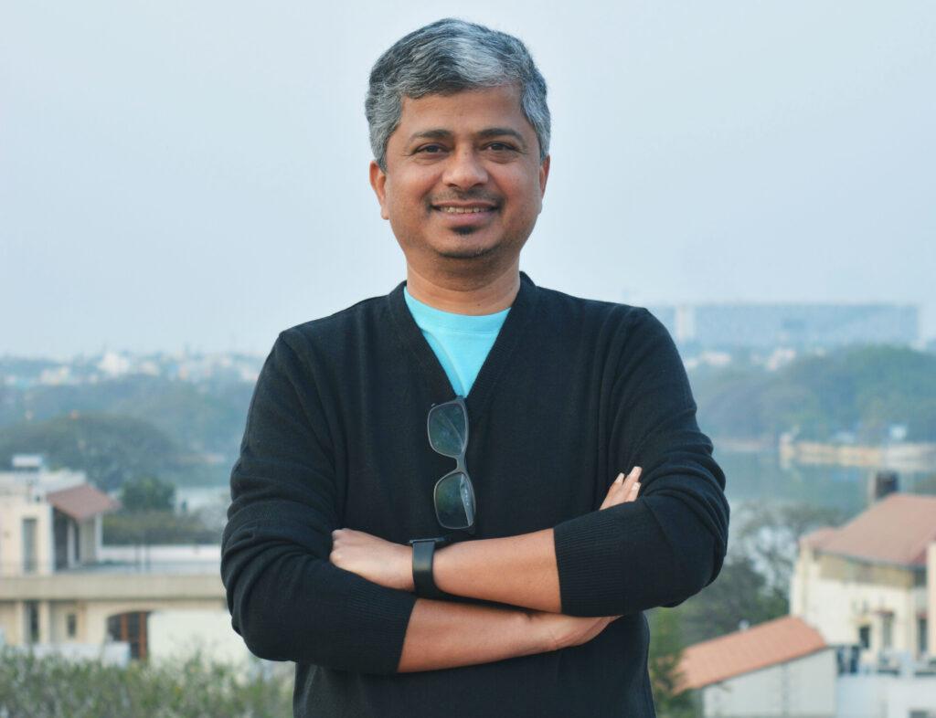 Portrait image of Raju Patil from Lakshya, a Keywords Studio