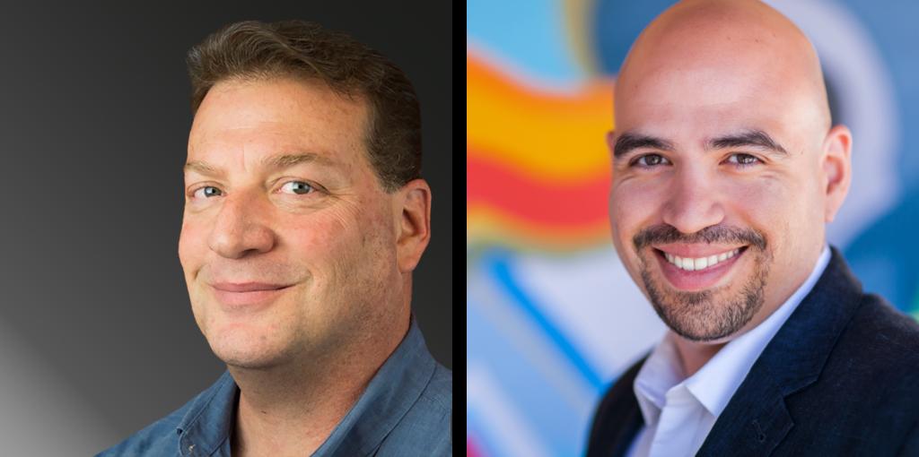 Peter Gerson and Carlo Beckman of Keywords Studios
